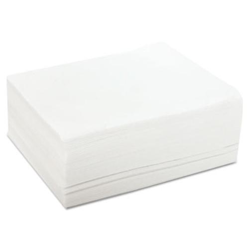 Chix DuraWipe Towels, 12 x 13 1/2, White, 50 Wipers/Pack, 20 Packs/Carton (CHI 8785)