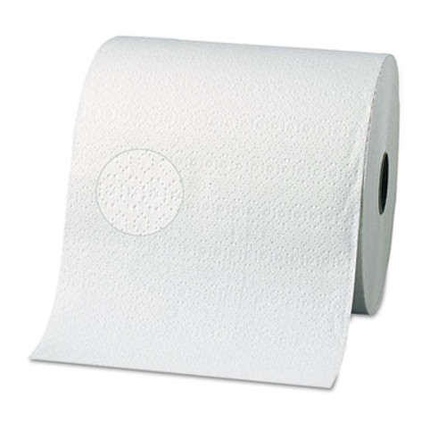 Georgia Pacific Two-Ply Nonperforated Paper Towel Rolls, 7 7/8 x 350ft, White, 12 Rolls/Carton (GPC 280)