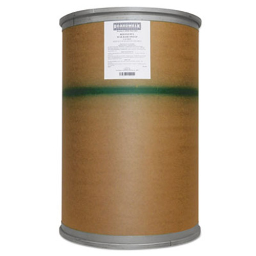 Boardwalk Blended Wax-Based Sweeping Compound, Red, Grit-Free, 150lbs, Drum (BWK W6COHO)