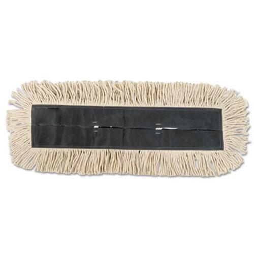 Boardwalk Dust Mop, Disposable, 5 x 36, White, 6/Carton (BWK DD91536W)