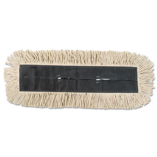 Boardwalk Dust Mop, Disposable, 5 x 36, White, 6/Carton (BWK DD91536W)