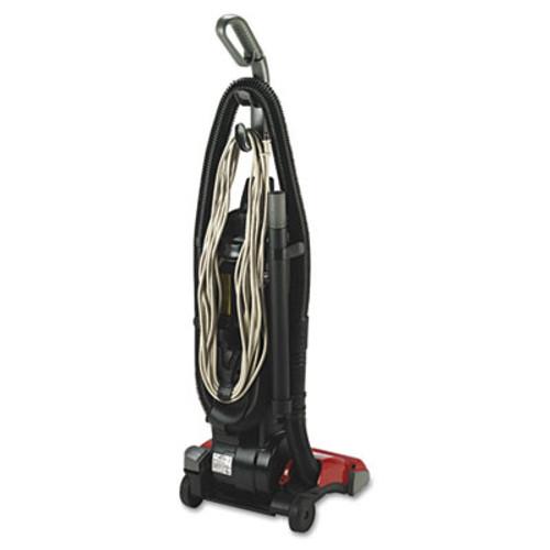 Sanitaire HEPA Filtration Upright Vacuum, 17 lb, Black (EUR 5713)