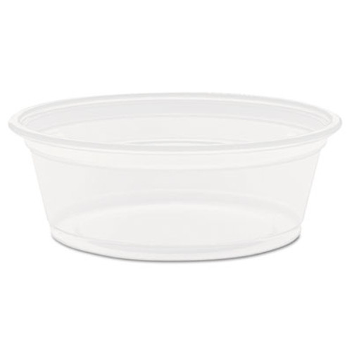 Dart Conex Complement Translucent Portion Cups, 1 1/2 oz., 125/Bag (DCC 150PC)