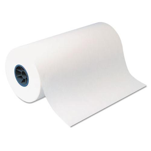 """Dixie Kold-Lok Polyethylene-Coated Freezer Paper Roll, 18"""" x 1100 ft, White (DIX KL18)"""