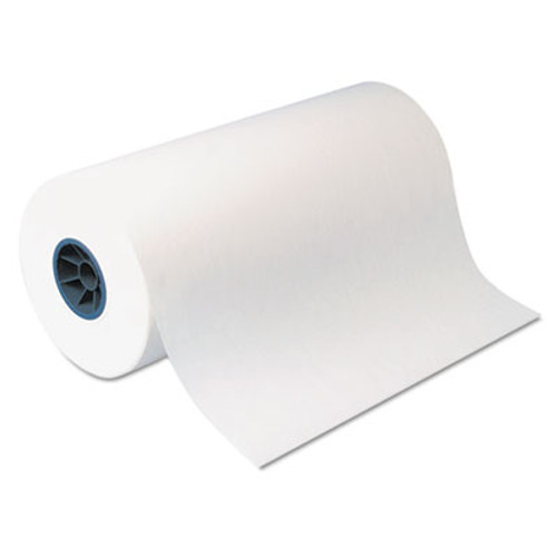 "Dixie Kold-Lok Polyethylene-Coated Freezer Paper Roll, 18"" x 1100 ft, White (DIX KL18)"