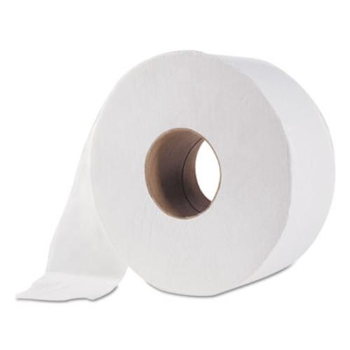 "Atlas Paper Mills Green Heritage Jumbo Toilet Tissue, 1-Ply, White, 12"" Diameter (APM740GREEN)"