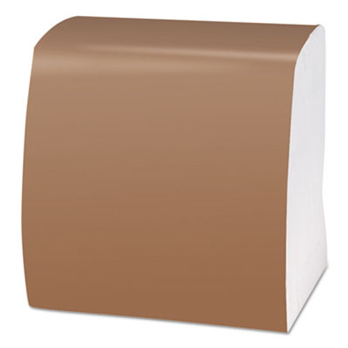 Scott 1/4-Fold Dinner Napkins, 1-Ply, 16 3/4 x 17, White, 250/Pack, 16/Carton (KCC 98171)