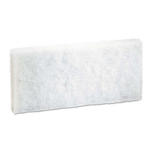 Boardwalk Light-Duty White Pad, 4 x 10 (PAD 401)