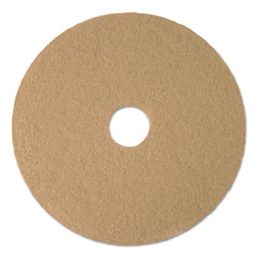 Boardwalk Ultra High-Speed High Burnish Floor Pad, 21-Inch, Aqua, 5/Carton (PAD 4021 AQU)
