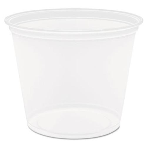 Dart Conex Complement Portion Cups, 5 1/2 oz., Translucent, 125/Bag (DCC 550PC)