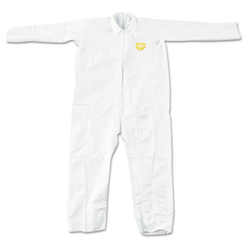 DuPont ProShield NexGen Coveralls, White, 3X-Large, 25/Carton (DUP NG120S3XL)