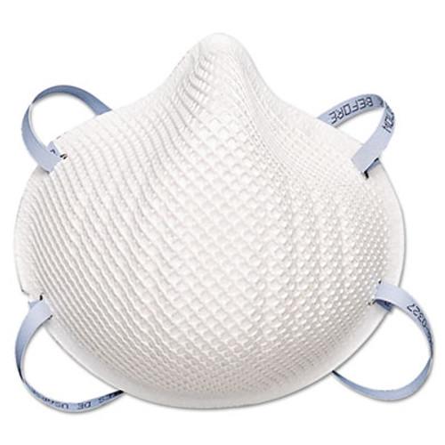 Moldex 2200N95 Series Particulate Respirator, Half-Face Mask, Medium/Large, 20/Box (MLX 2200N95)