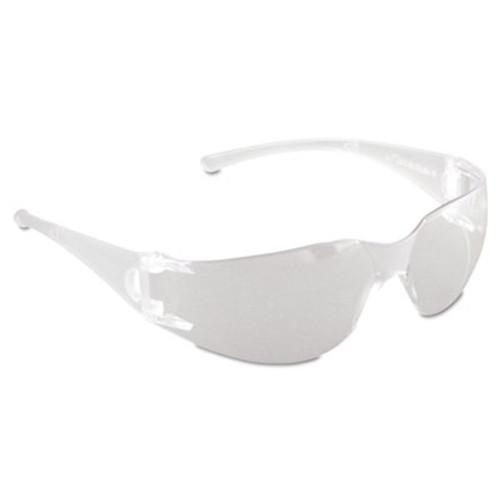 Jackson Safety* V10 Element Safety Glasses, Clear Frame, Clear Lens (KCC 25627)