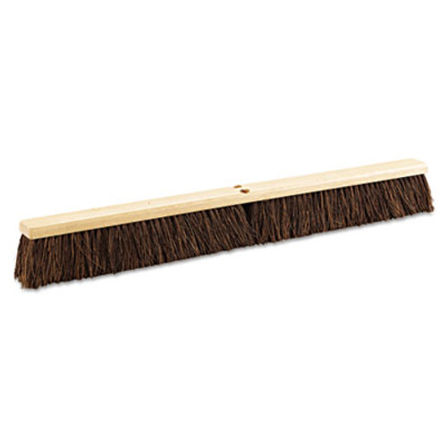 "Boardwalk Floor Brush Head, 36"" Wide, Palmyra Bristles (BWK 20136)"