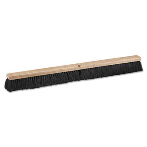 "Boardwalk Floor Brush Head, 36"" Wide, Polypropylene Bristles (BWK 20636)"