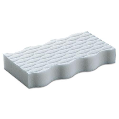 "Mr. Clean Magic Eraser Extra Durable, 4 3/5"" x 2 2/5"", 7/10"" Thick, White, 30/Carton (PGC 16449)"
