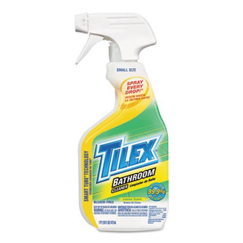 Tilex Bathroom Cleaner Spray, Lemon, 16 oz Smart Tube Spray, 12/Carton (CLO 01126)