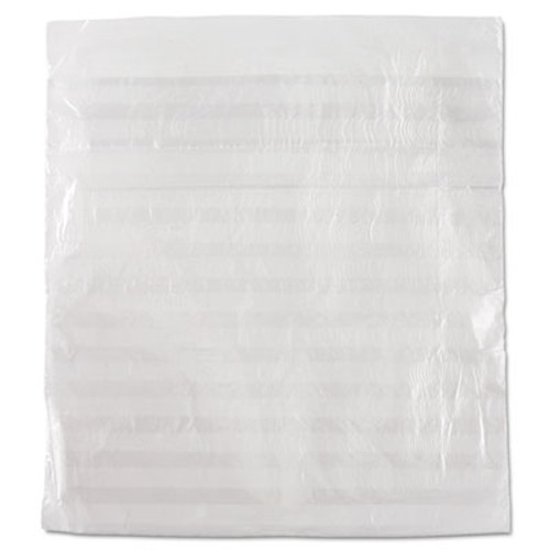 Inteplast Group Get Reddi Sandwich Bag, 1 x 6 3/4 x 6 3/4, .36mil, Clear, 2000/Carton (IBS PB675675)