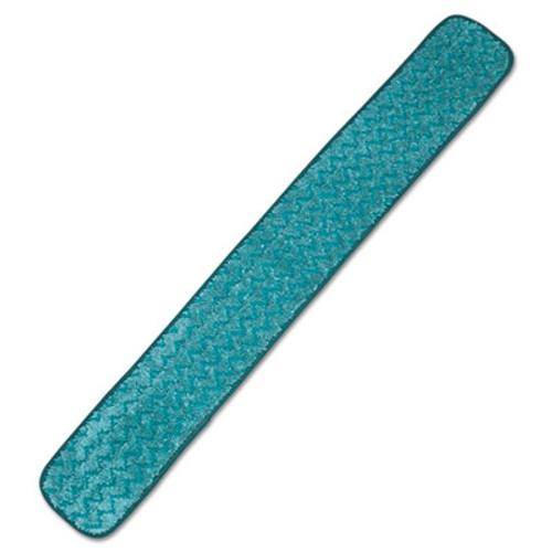 Rubbermaid Microfiber Dry Hall Dusting Pad, 36 1/2 x 5 1/2, Green (RCP Q436 GRE)