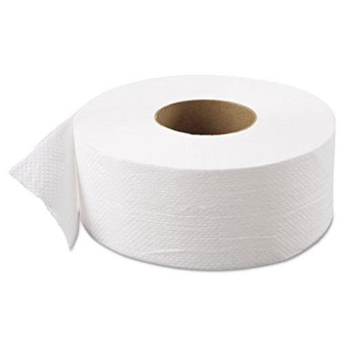 "Atlas Paper Mills Green Heritage Jumbo Junior Roll Toilet Tissue, 2-Ply, 9"" Diameter, 12/Carton (APM800GREEN)"