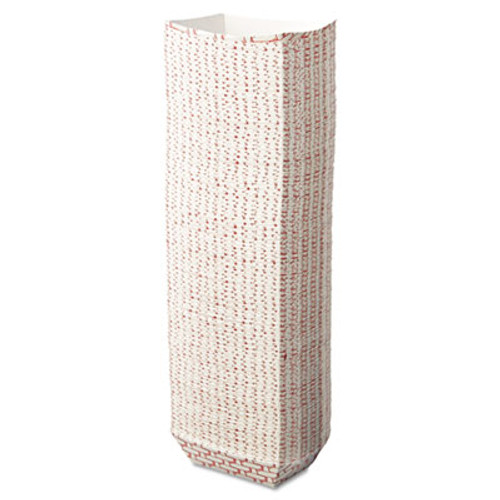 Boardwalk Paper Food Baskets, 1/4 lb Capacity, Red/White, 1000/Carton (BWK 30LAG025)