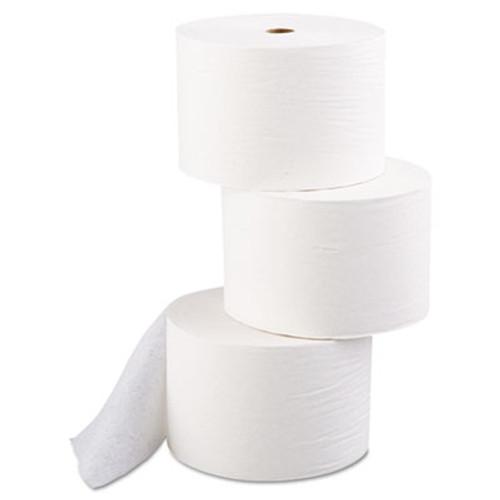 "Morcon Paper Millennium Ultra Bath Tissue, 1-Ply, 2500 Sheets, 7/8"" Core, 24 Rolls/Carton (MOR M125)"