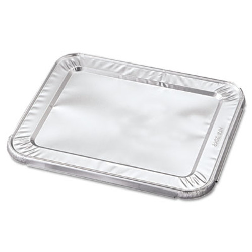Handi-Foil of America Steam Table Pan Foil Lid, Fits Half-Size Pan, 10 7/16 x 12 1/5 (HFA 204930)