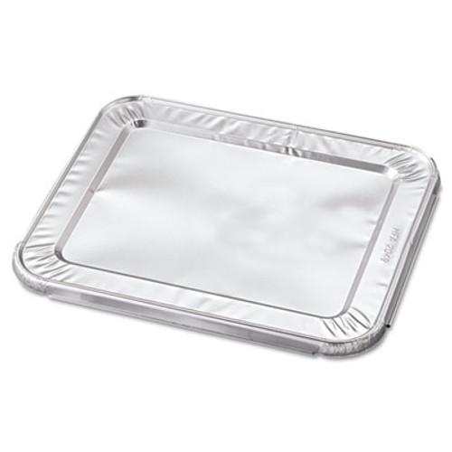 Handi-Foil of America Steam Table Pan Foil Lid, Fits Half-Size Pan, 10 7/16 x 12 1/5 (HFA 204930)