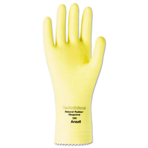 AnsellPro Technicians Latex/Neoprene Blend Gloves, Size 7, 12 Pairs (ANS3907)