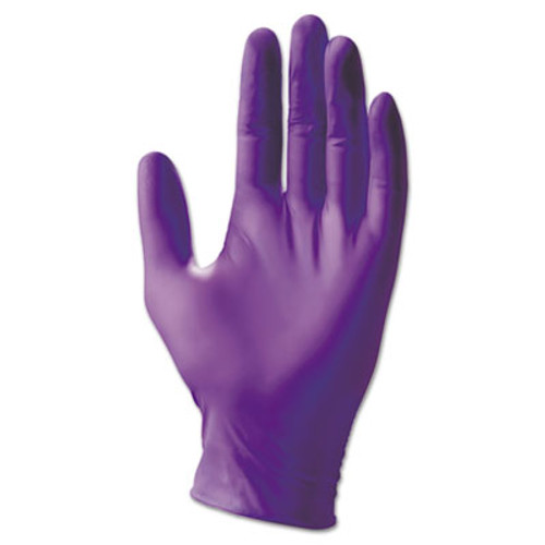 Kimberly-Clark Professional* PURPLE NITRILE Exam Gloves, Powder-Free, 252 mm Length, Small, 50 Pair/Box (KCC 55091)