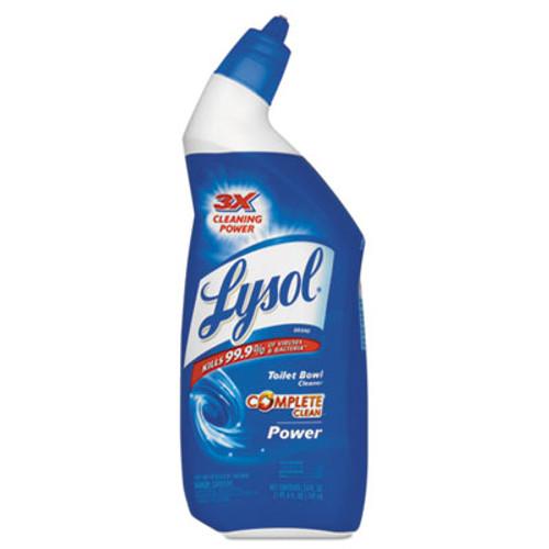 LYSOL Disinfectant Toilet Bowl Cleaner, 24oz Bottle (REC 02522)