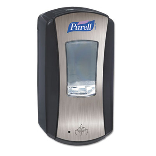 PURELL LTX-12 Touch-Free Dispenser, 1200mL, Black (GOJ 1928-04)