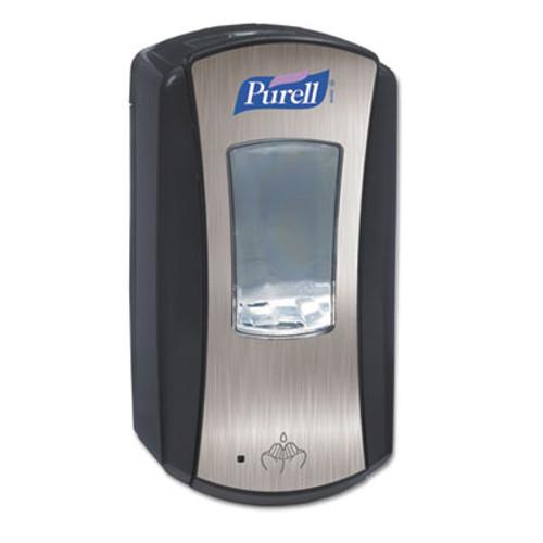 PURELL LTX-12 Touch-Free Dispenser, 1200mL, Black (GOJ 1928-04)