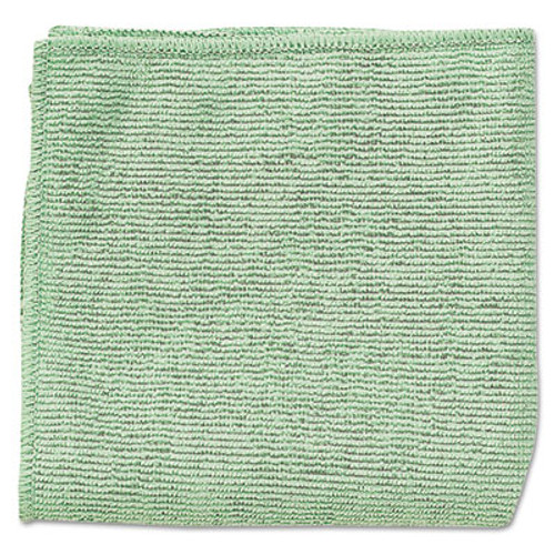Rubbermaid Microfiber Cleaning Cloths, 16 X 16, Blue, 24/Pack (RCP 1820583)