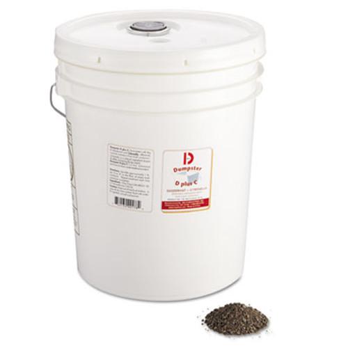 Big D Industries Dumpster D Plus C, Neutral, 25lb, Bucket (BGD 178)