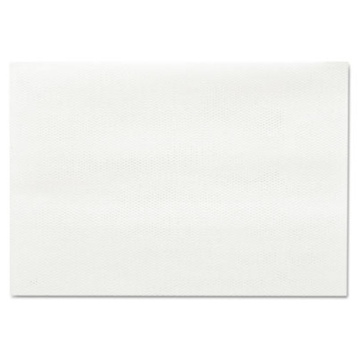 Chix Masslinn Shop Towels, 12 x 17, White, 100/Pack, 12 Packs/Carton (CHI 0930)