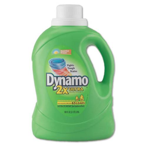 Dynamo 2Xultra Laundry Detergent, Sunshine Fresh 100oz Bottle (PBC 48110)