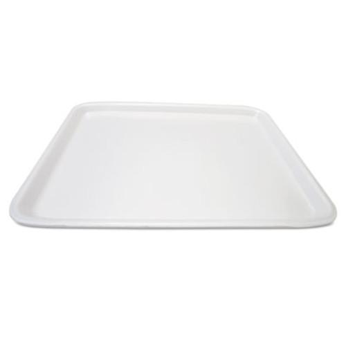 Genpak Supermarket Tray, Foam, White, 18 x 14, 100/Carton (GNP 11418WH)
