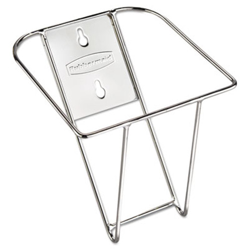 Rubbermaid Scoop Holder Bracket, Stainless Steel, 7 1/2w x 10d x 5 2/5d (RCP 9F43)