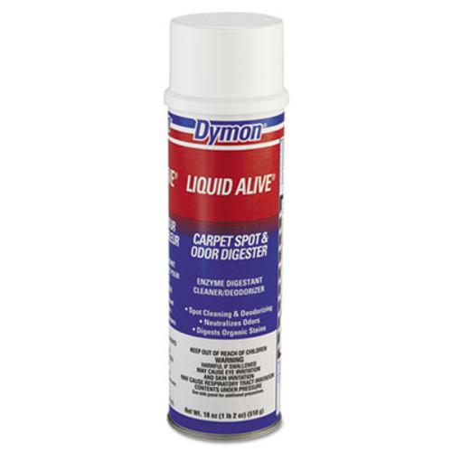 Dymon LIQUID ALIVE Carpet Cleaner/Deodorizer, 20oz, Aerosol (DYM 33420)