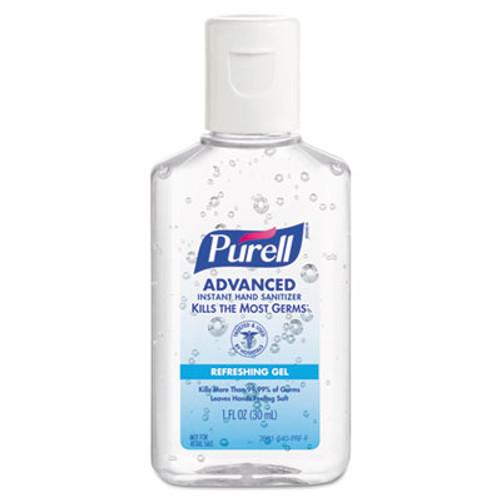 PURELL Advanced Instant Hand Sanitizer Gel, Jelly Wrap Bracelet 1 oz Bottle, 36/Case (GOJ 3900-36-WRP)