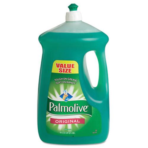 Palmolive Dishwashing Liquid, Original Scent, Green, 90oz Bottle, 4/Carton (CPC 46157)