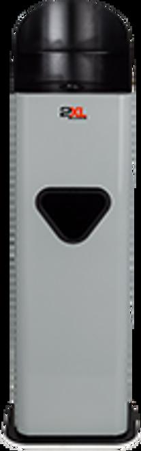 2XL Guardian Stand Wipe Dispenser, 58h x 18w x 20d, Silver, 1 Kit (TXL L85T)