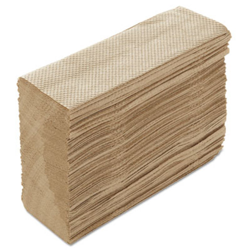Paper Source Converting Soft Touch Premium Multifold Towel, 1-Ply Natural 9-1/2x9-1/8 250/PK 16 PK/CT (PSC ST-197)