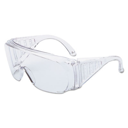 Honeywell Uvex Ultra-Spec 2000 Safety Glasses, Clear, Wraparound, Polycarb., Anti-Fog Coating (UVX S0250X)