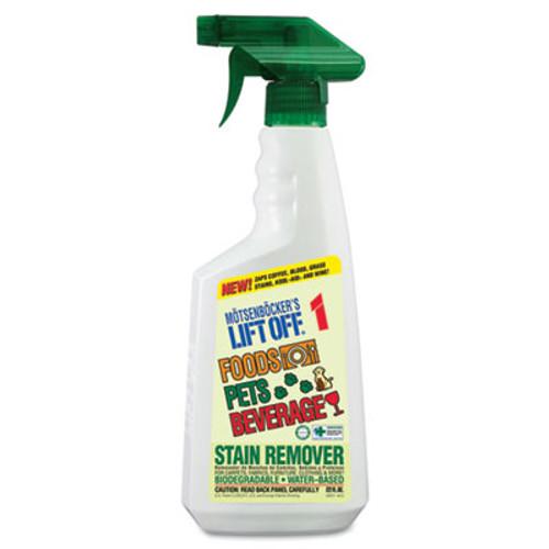 Motsenbocker's Lift-Off No. 1 Food, Drink & Pet Stain Remover, 22oz Spray (MTS 40501)