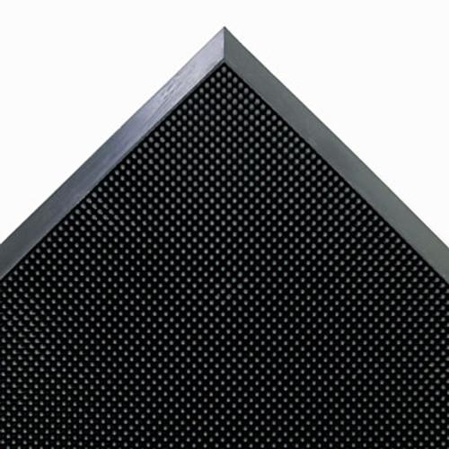 Crown Mat-A-Dor Entrance/Scraper Mat, Rubber, 24 x 32, Black (CRO MASR42 BLA)