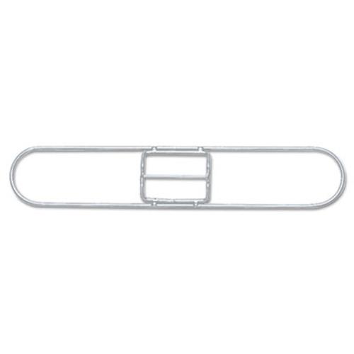 Boardwalk Clip-On Dust Mop Frame, 18w x 5d, Zinc Plated (UNS 1418)