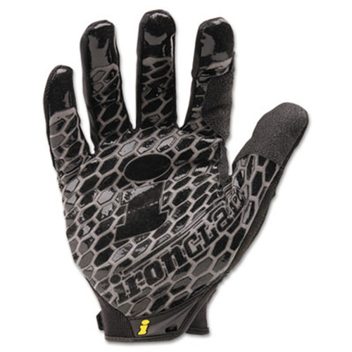 Ironclad Box Handler Gloves, Black, X-Large, Pair (IRN BHG05XL)