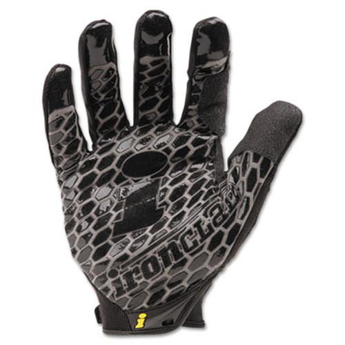 Ironclad Box Handler Gloves, Black, Large, Pair (IRN BHG04L)